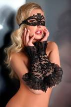 Маска Mask Black Model 5 LivCo Corsetti Fashion