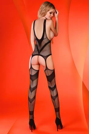 Боди-комбинезон Obsession TWO LivCo Corsetti Fashion